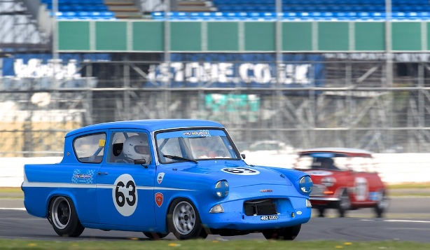 Ford anglia 2013 motor racing photo 39 s album no 06 for Ford motor company driver education series