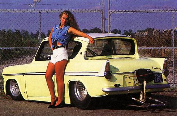 Yellow Anglia 3  sc 1 st  Anglia-Models & Ford Anglia Saloon Custom and Drag Photou0027s - Album No 33 markmcfarlin.com