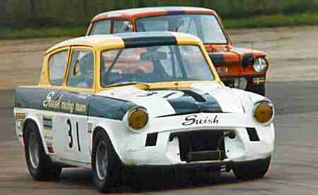 Silverstone & Ford Anglia Motor Racing Photou0027s - Album No 01 markmcfarlin.com
