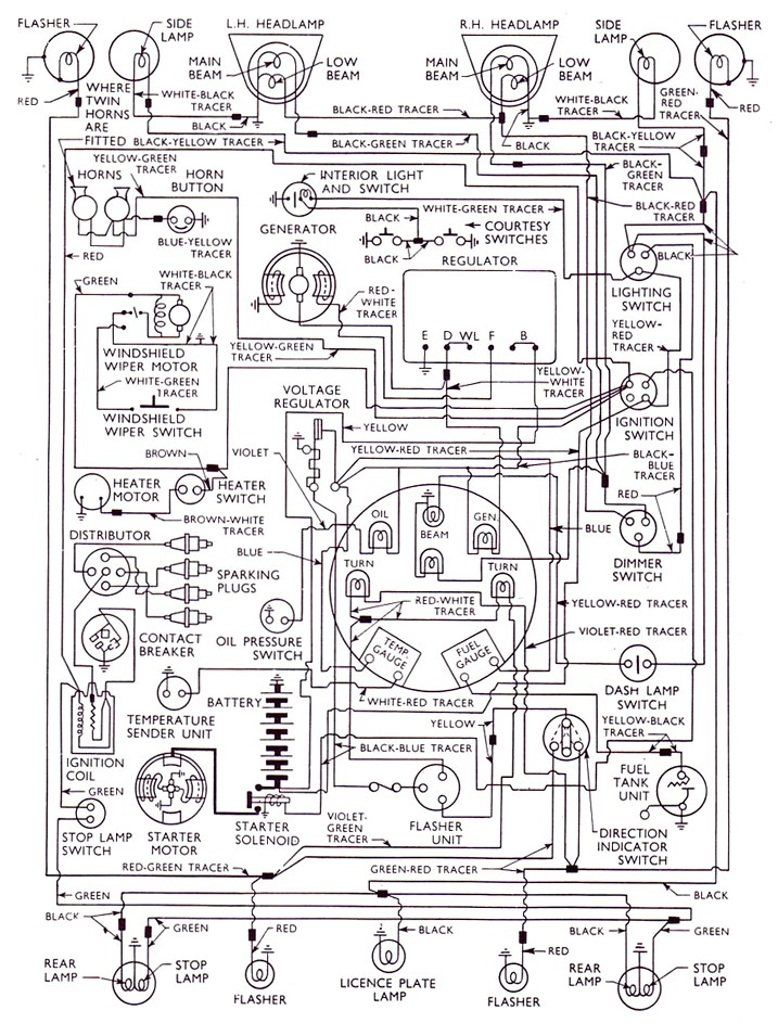 Wiring Diagram 1965 Ford Anglia on Wiring Diagram 1965 Ford Anglia